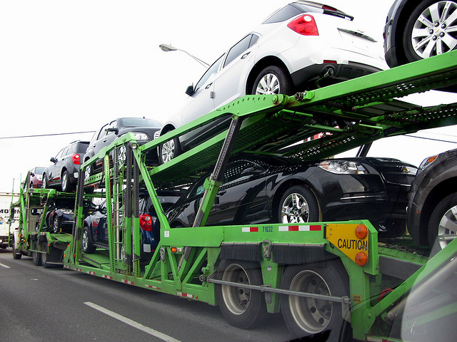 Choosing an Auto Transport Company for Your Relocation