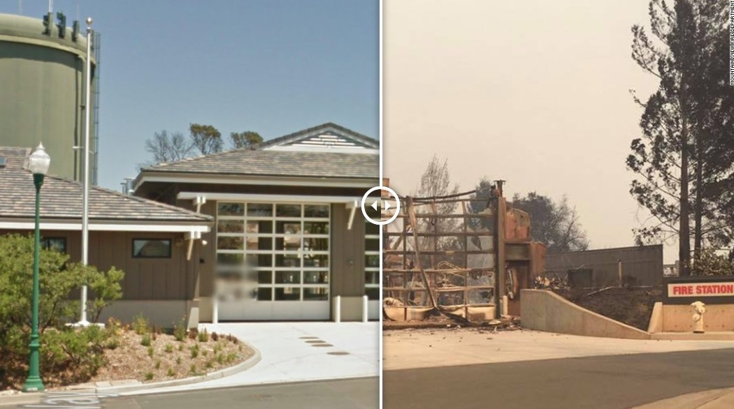 Impact Of California Wildfires On Real Estate